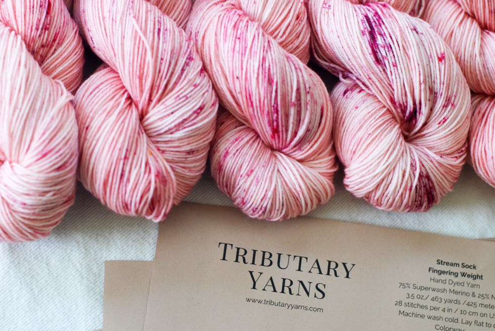 Tributary Yarns & This Knitted Life -