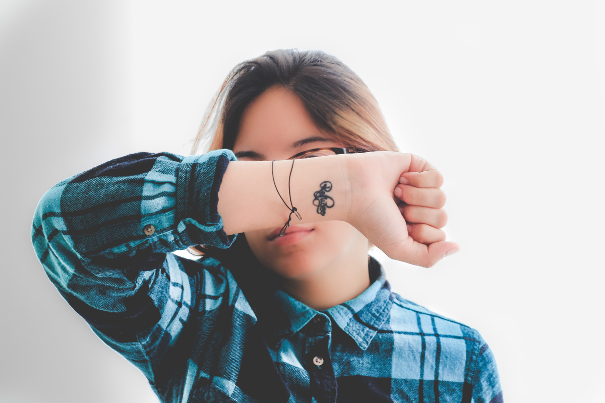 The Deeper Meaning Behind Body Art This Lady Blogs