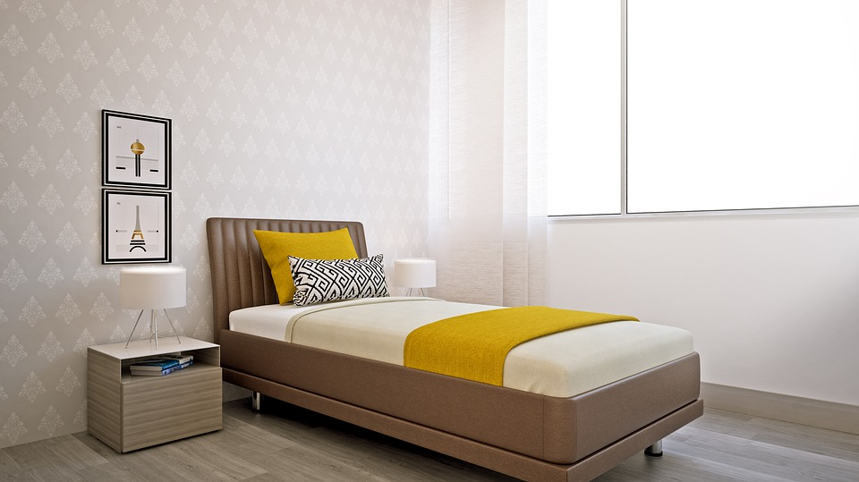 That Way, Youu0027ll Create More Space And Make The Bedroom Appear Visually  Bigger. There Are Plenty Of Helpful Tips On This Matter, So Keep On Reading  To Find ...