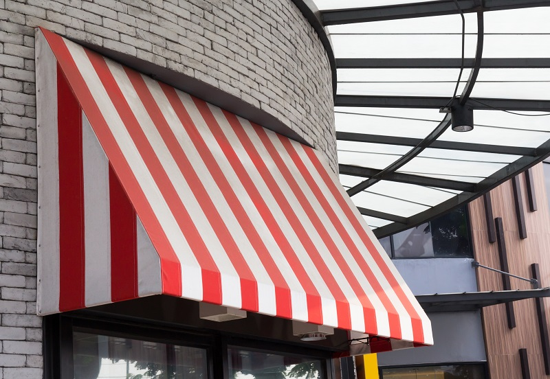 These Awnings Are Foldable And You Can Move Them To Any Other Place As Per  Your Needs.