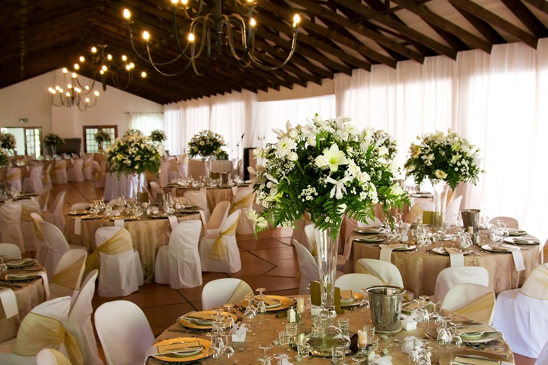 venue decoration hire