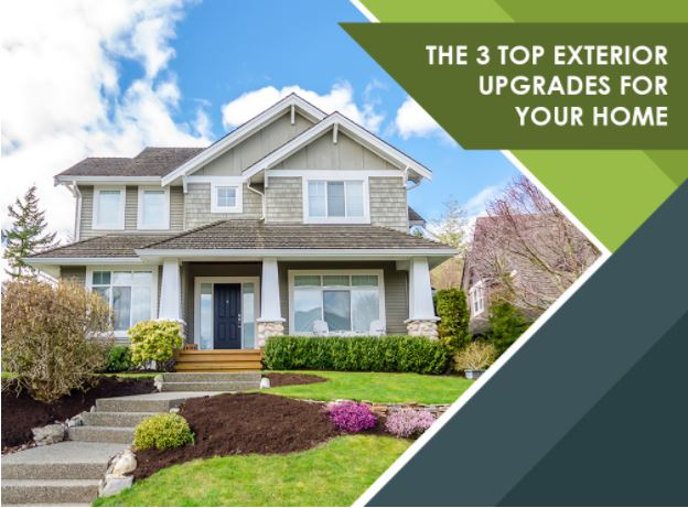 The 3 Top Exterior Upgrades For Your Home This Lady Blogs