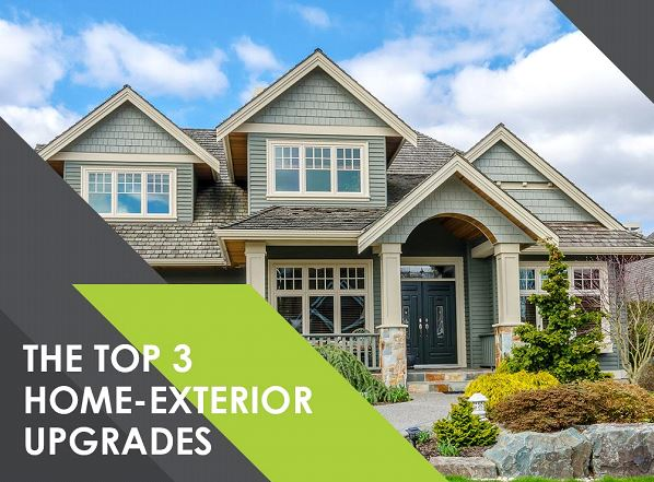 The Top 3 Home Exterior Upgrades This Lady Blogs