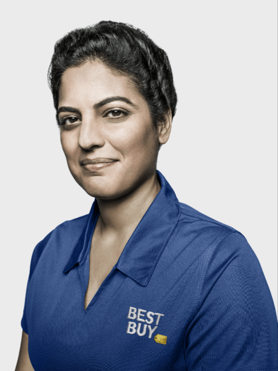 Best Buy Blue Shirt Professional