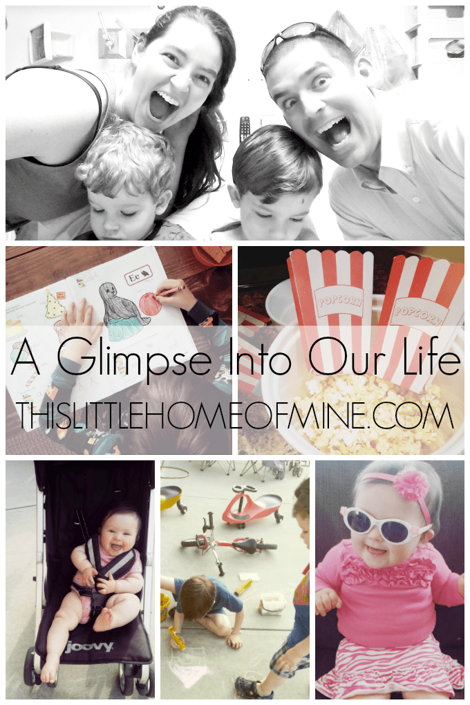 A Glimpse Into Our Life: May 2016 by This Little Home of Mine