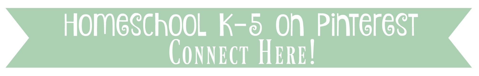 Homeschool K-5 on Pinterest Connect Here