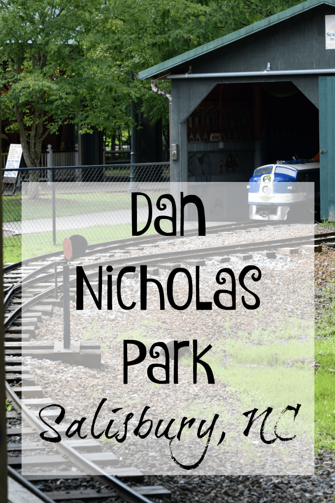Dan Nicholas Park Salisbury NC by This Little Home of MIne