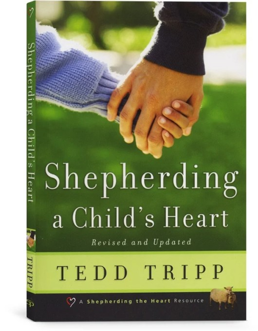 Shepherding a Child's Heart by Ted Tripp - Featured by This Little Home of Mine