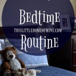 Our Bedtime Routine