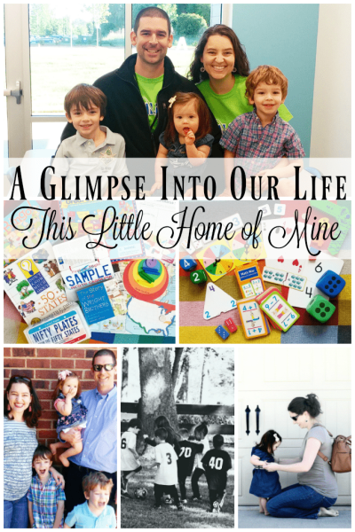 A Glimpse Into Our Life - April and May by This Little Home of Mine