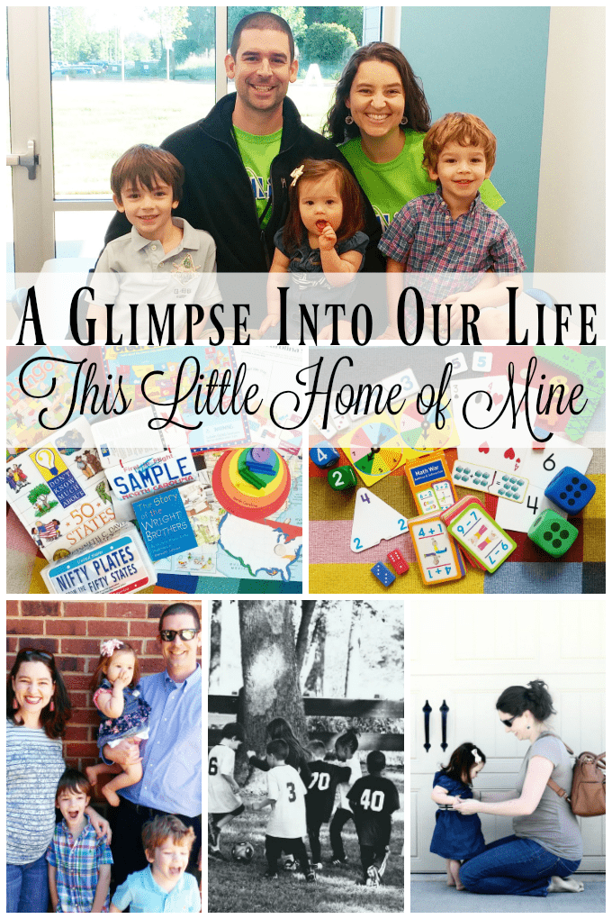 A Glimpse Into Our Life - April & May by This Little Home of Mine