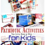 Red, White, and Blue: Patriotic Activities for Kids