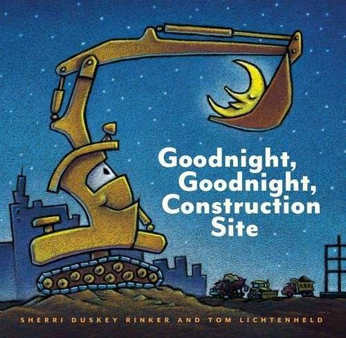 Goodnight, Goodnight Construction Site - Featured on This Little Home of Mine