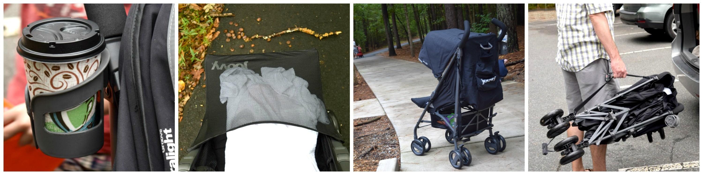 Joovy Stroller - 2017 Ultralight Feature - This Little Home of Mine