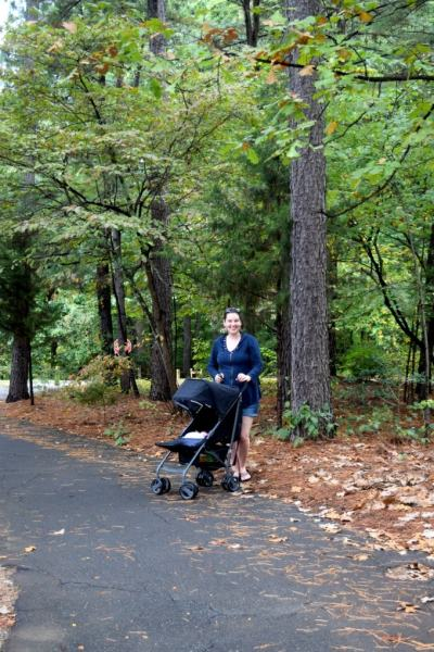 Getting Outdoors with Joovy Strollers