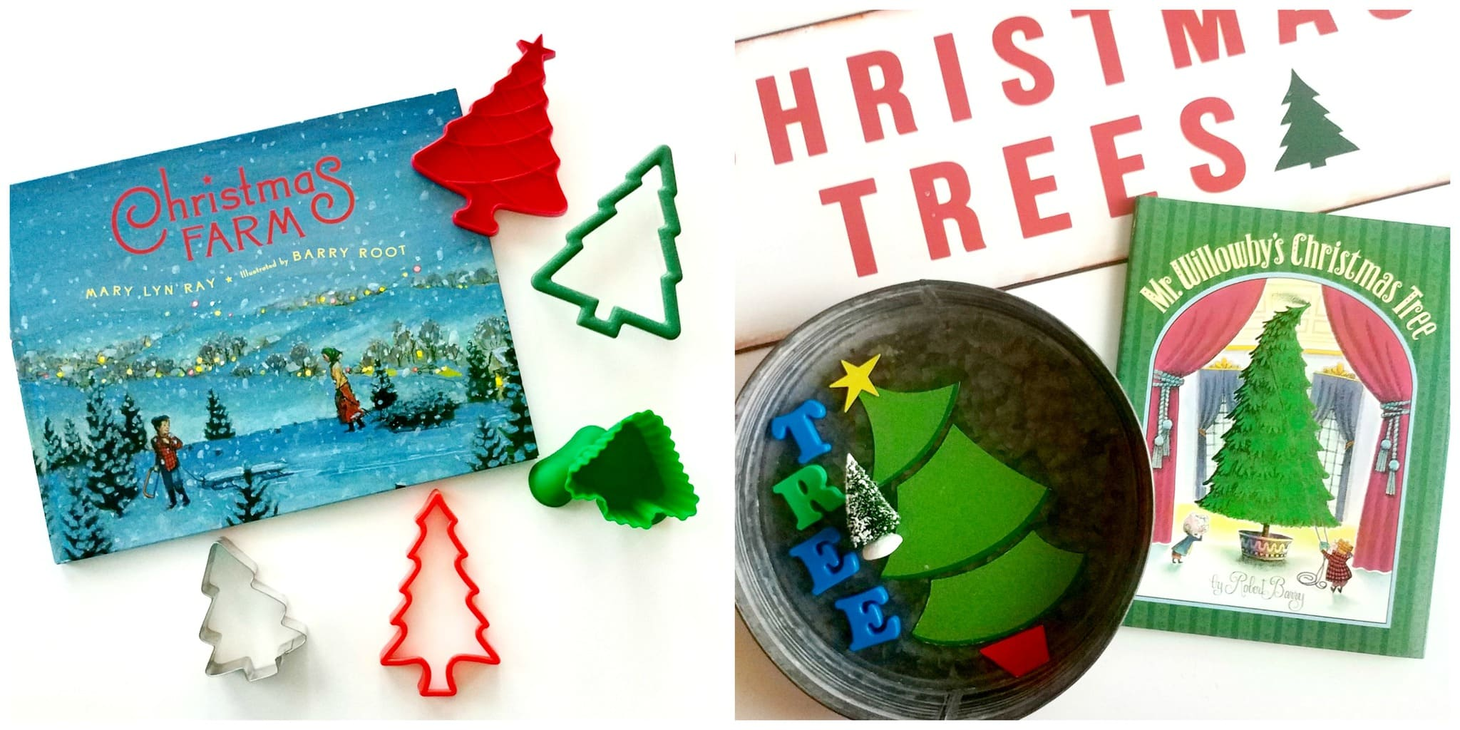 Our Favorite Christmas Tree Books & Activities - This Little Home of ...