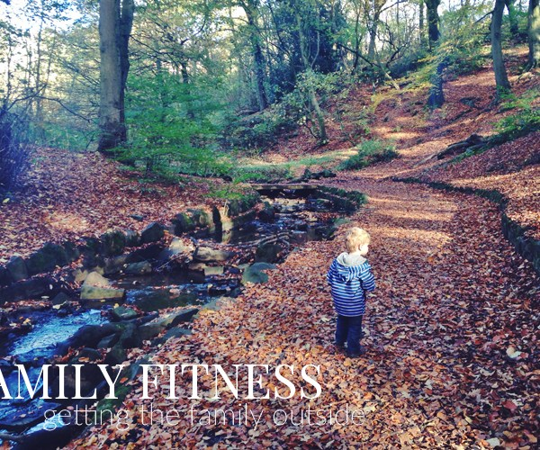 #FamilyFitness getting active with the family @gymbunnymum