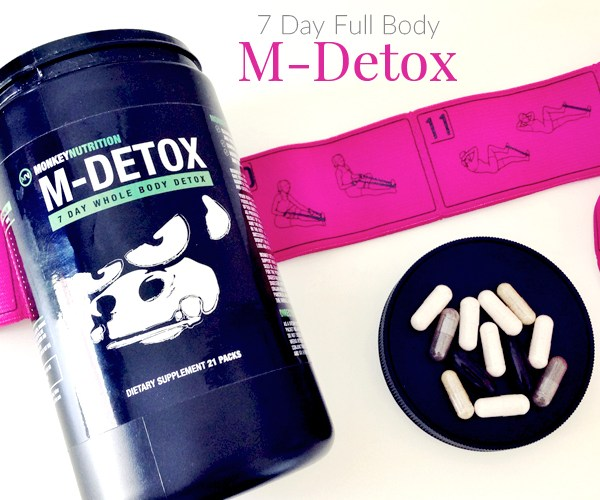 REVIEW | 7 DAY WHOLE BODY DETOX