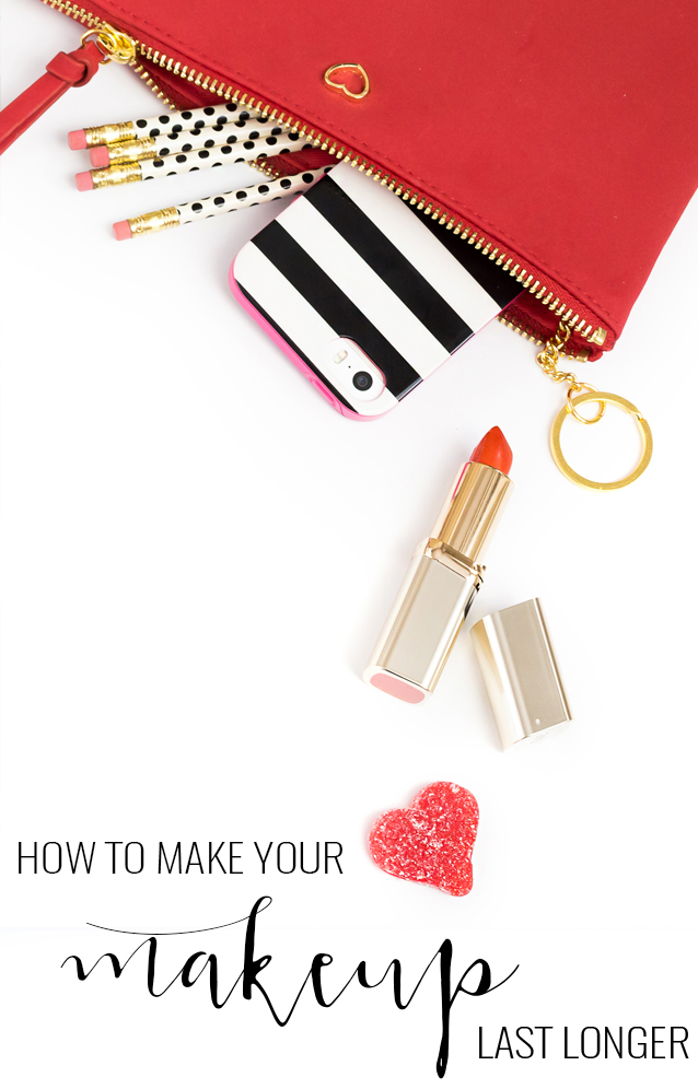 Wan t to know how to make your makeup last longer? Here's some fab tips gymbunnymummy.com @gymbunnymum