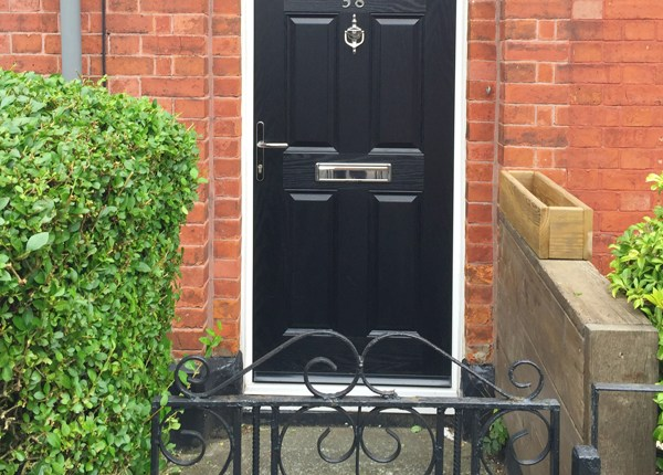 WHAT'S ALL THE FUSS ABOUT COMPOSITE DOORS