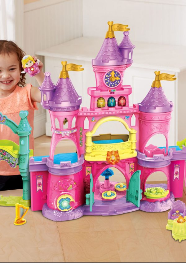 Vtech Toot Toot Friends Kingdom Enchanted Princess Palace Review