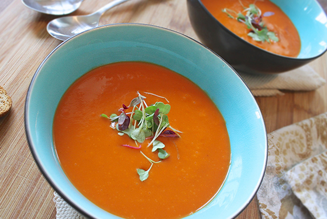 Super Easy Slimming World Tomato Soup Recipe