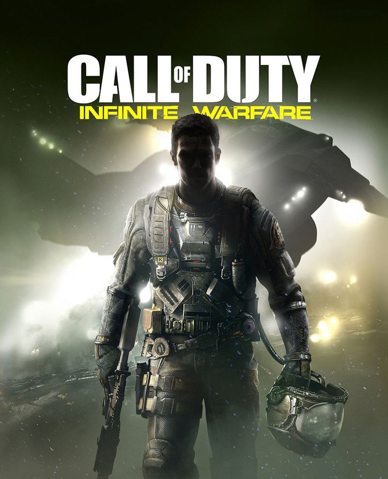 To coincide with the launch of the latest Call of Duty Infinite Warfare I've got a brand new copy to giveaway courtesy of the lovely people over at very.co.uk