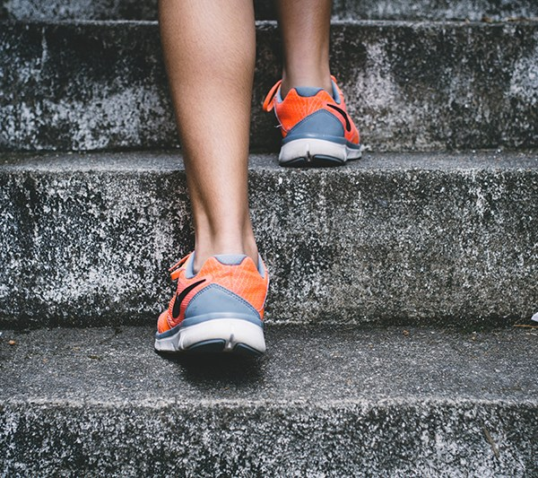 FIGHTING FIT FORESIGHT | 6 STEPS TOWARD A HEALTHIER YOU