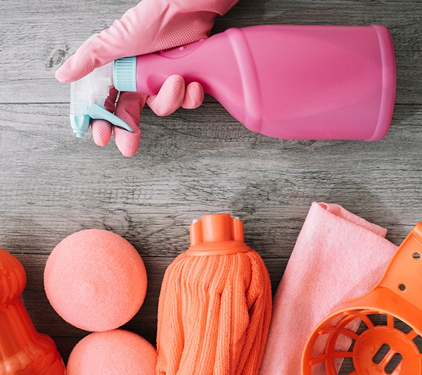 IS YOUR CLEANING ROUTINE AFFECTING YOUR TODDLERS HEALTH?