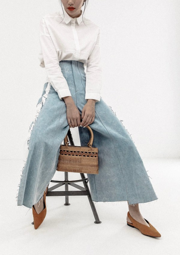 MY FAVOURITE RATTAN BAGS FOR THIS SUMMER