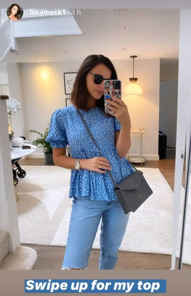 Lucy mecklenburgh outfits