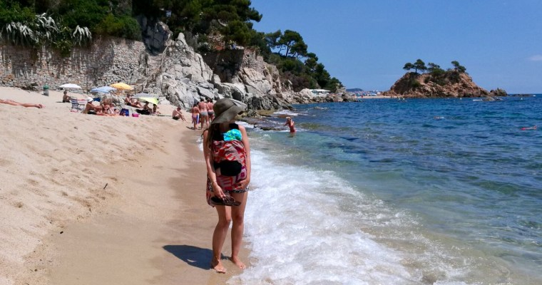 Holiday in the Costa Brava