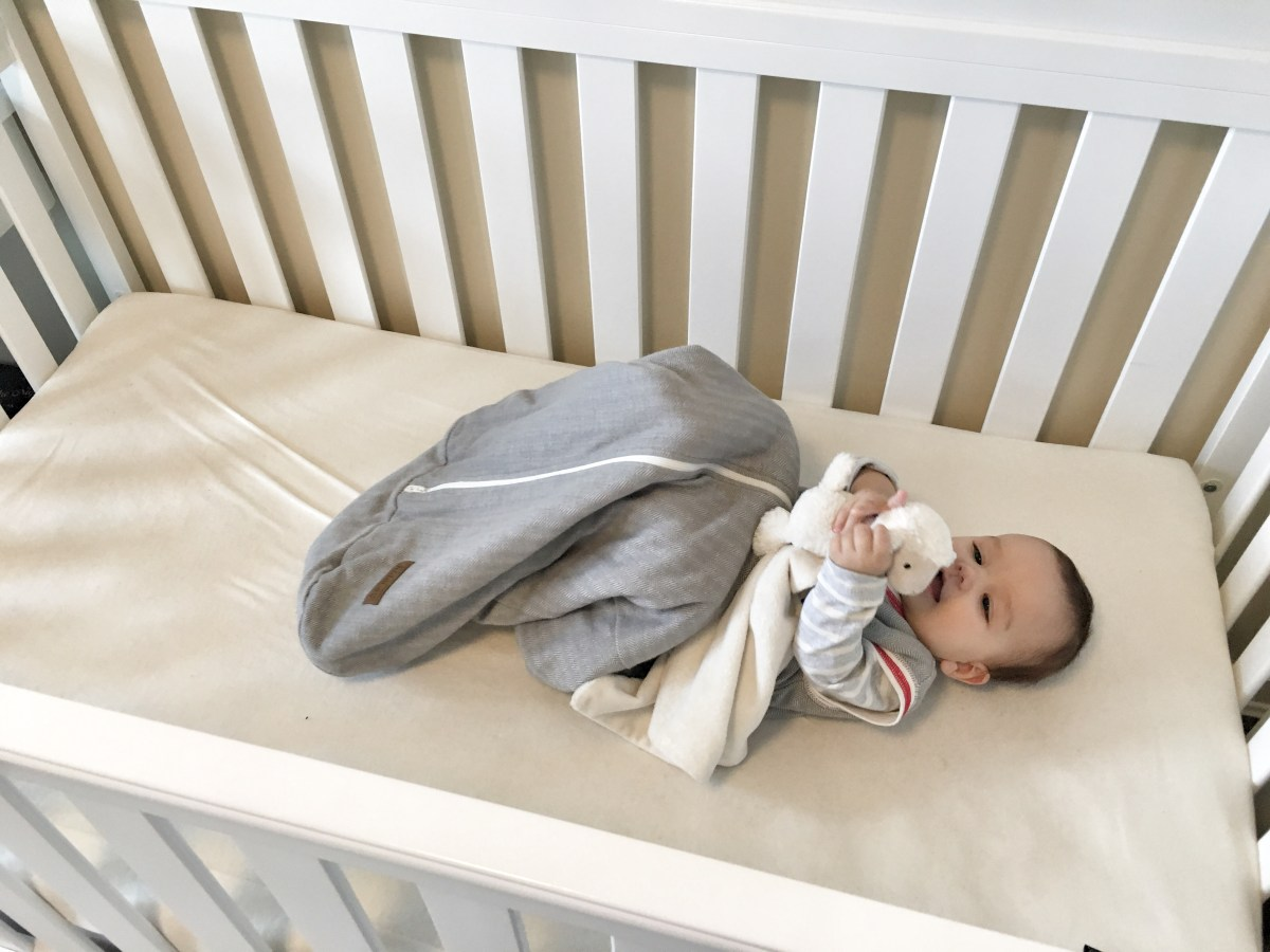 How we Sleep Trained our 6 month old in 2 days! • This Mama