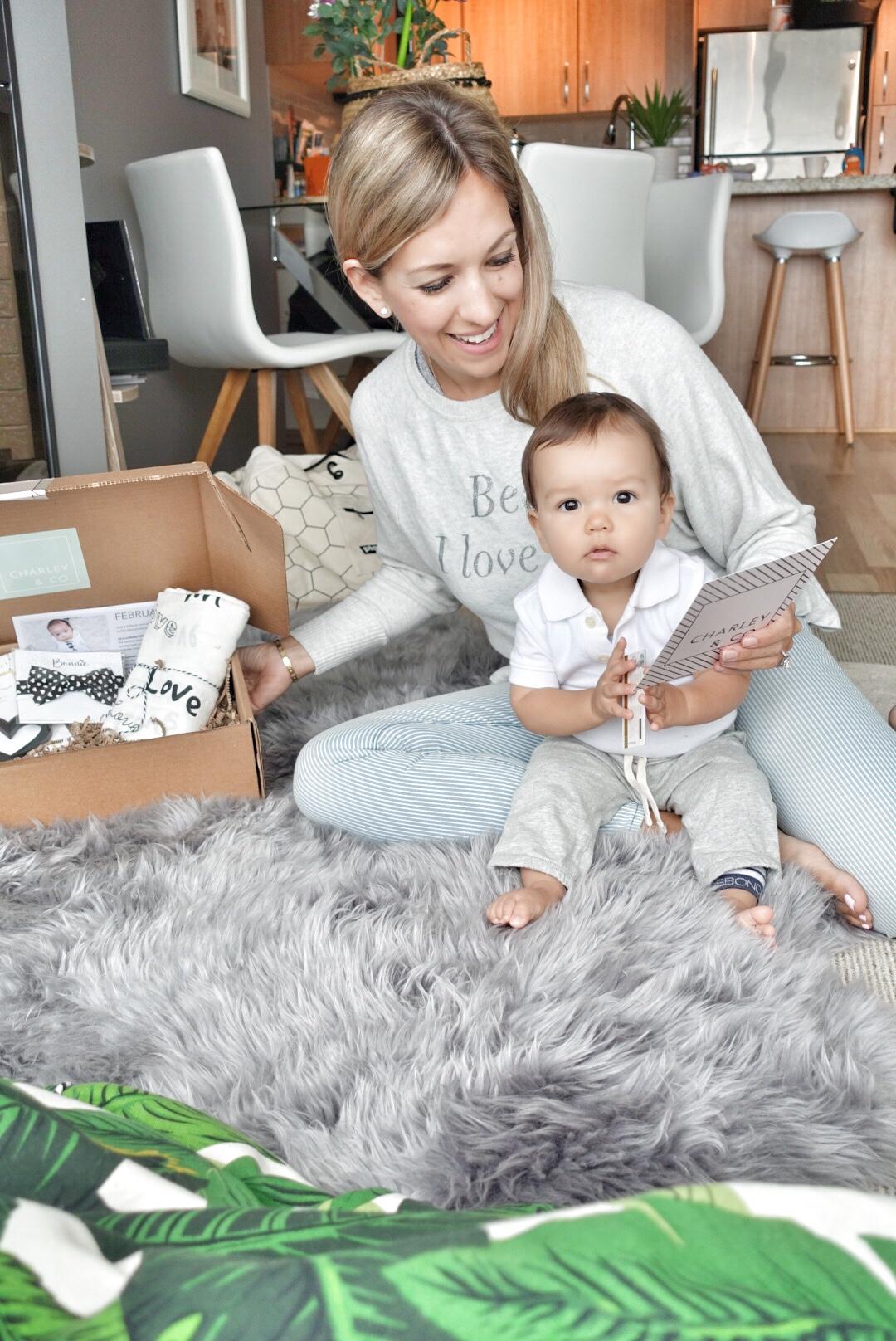 mama and baby subscription box
