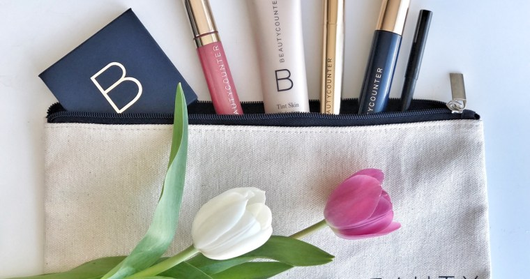 Why I Switched to Safer Makeup with Beautycounter