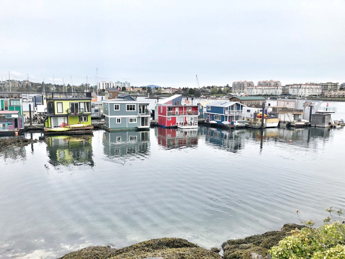house boats victoria