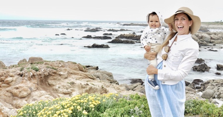 Our trip to Monterey and the Bay Area!