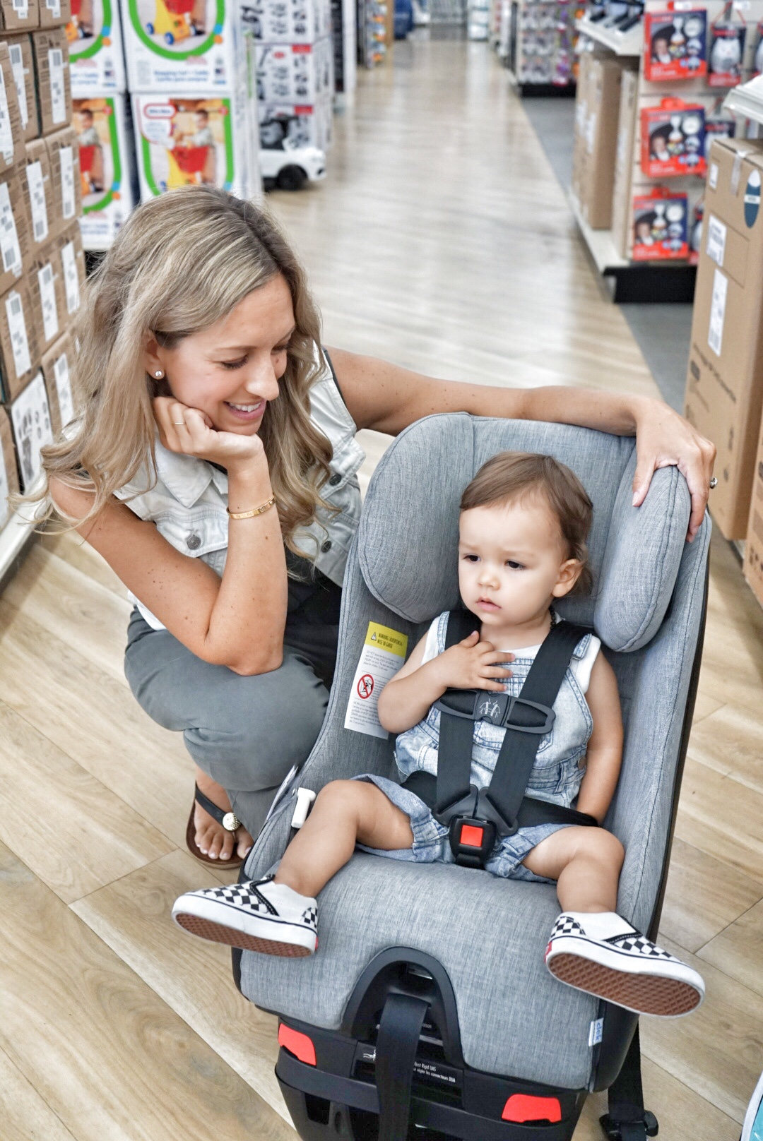 canadian car seat shopping