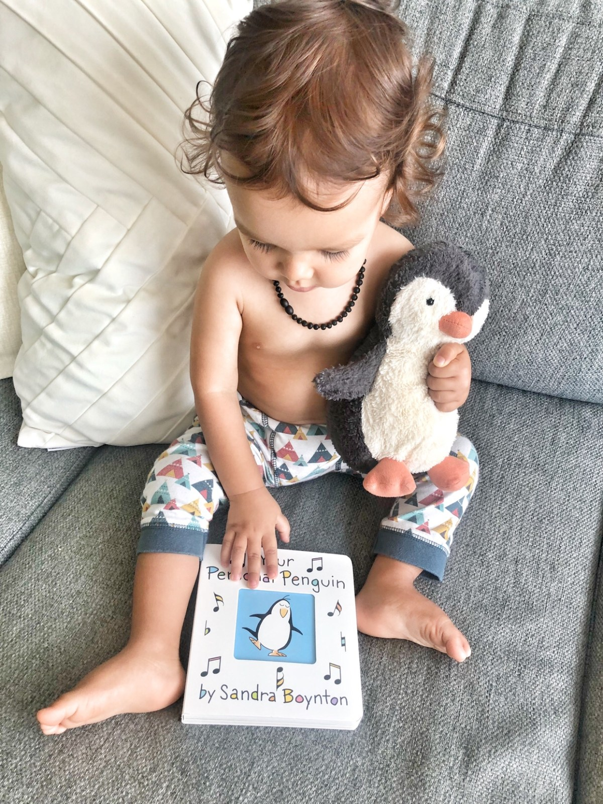 personal penguin - baby books