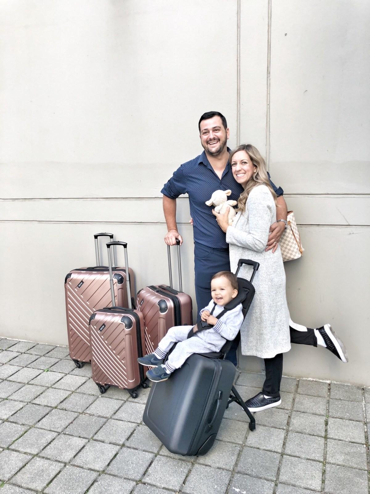 family travel best buy baby