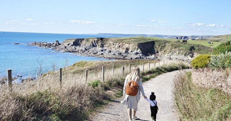 Exploring South Devon, England