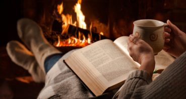 Hygge and being cozy and content