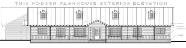 This Modern Farmhouse Exterior
