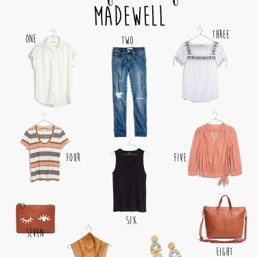 "This Modern Farmhouse ""Current Favorites: Madewell"""