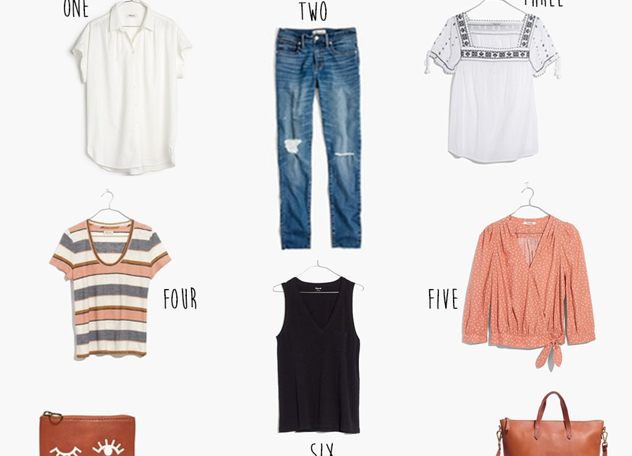 A love letter to Madewell and (kind of) myself, too.