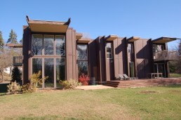 2013 'The Before' Original house designed by James Stageberg Architect built in 1964.