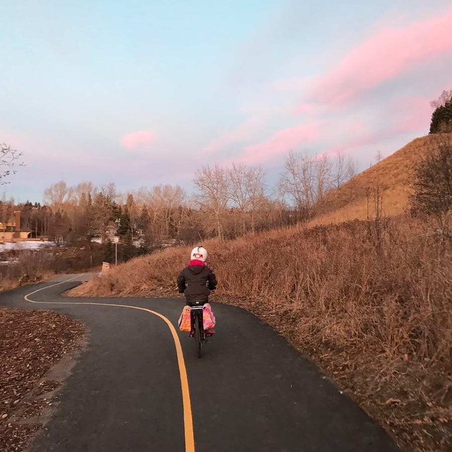year round cycling
