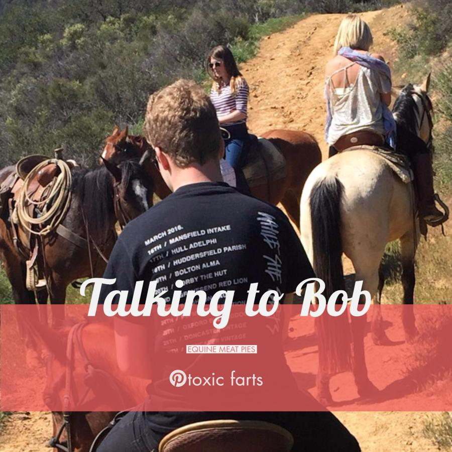 talking to bob