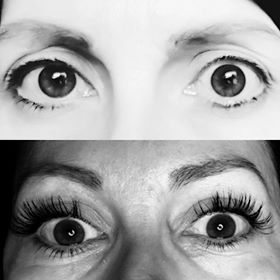 My Lash Extensions from Permanent Beauty by Kalyna | This