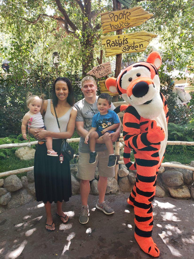First Year Post-Transplant - Disneyland